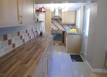 Thumbnail 2 bedroom terraced house to rent in Castle Road, Chatham