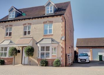 Thumbnail 6 bedroom detached house for sale in Evergreen Drive, Hampton Hargate, Peterborough