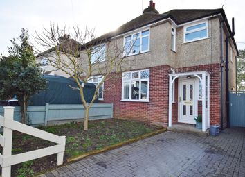 3 bed semi-detached house for sale in Douglas Avenue, Whitstable CT5