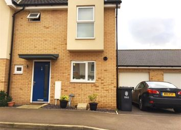 Thumbnail 3 bed detached house for sale in Spitfire Road, Upper Cambourne, Cambridge