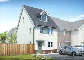 Thumbnail 3 bed semi-detached house for sale in Carmelite Road, Aylesford, Kent