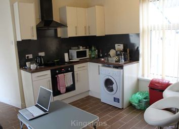 Thumbnail 4 bed flat to rent in Wyeverne Road, Cathays, Cardiff