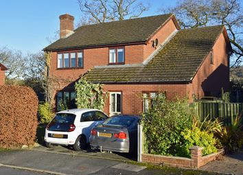 Thumbnail 4 bed detached house for sale in Crabtree Green, Llandrindod Wells