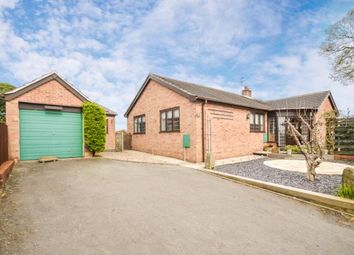 Thumbnail 3 bed bungalow for sale in Shellbrook Close, Ashby De La Zouch, Leicestershire