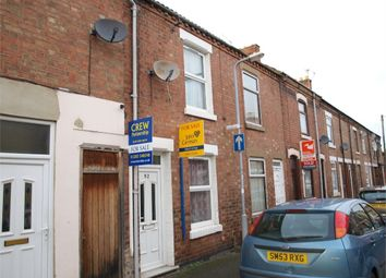 Thumbnail 3 bed terraced house for sale in Oak Street, Burton-On-Trent, Staffordshire
