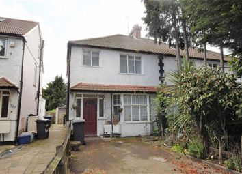 Thumbnail 3 bedroom semi-detached house for sale in Watford Way, Hendon, London