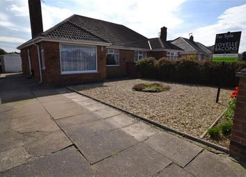 Thumbnail 1 bed bungalow for sale in Brian Avenue, Cleethorpes