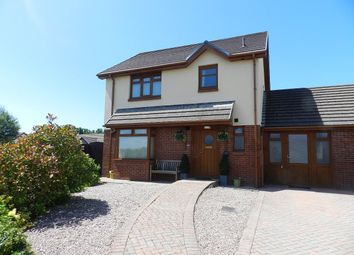 Thumbnail 3 bed link-detached house for sale in Heritage Gate, Haverfordwest, Pembrokeshire