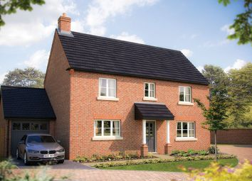 "Thumbnail 4 bed detached house for sale in ""The Montpellier"" at Wall Hill, Congleton"