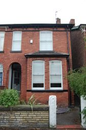 Thumbnail 2 bed semi-detached house to rent in South Grove, Sale, Sale