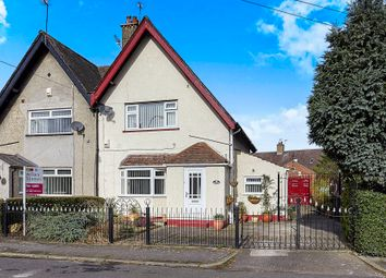 Thumbnail 2 bed semi-detached house for sale in Lime Tree Avenue, Garden Village, Hull