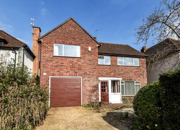 Thumbnail 4 bedroom detached house for sale in Sandfield Road, Headington, Oxford