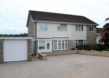 Thumbnail 3 bed semi-detached house for sale in Waterford Park, Radstock