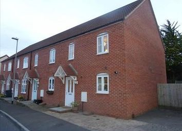 Thumbnail 2 bed end terrace house for sale in Hartlake Close, Glastonbury