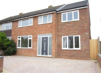 Thumbnail 4 bedroom semi-detached house to rent in Two Hedges Road, Bishops Cleeve, Cheltenham