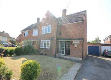 Thumbnail 3 bed semi-detached house for sale in Canuden Road, Chelmsford, Essex