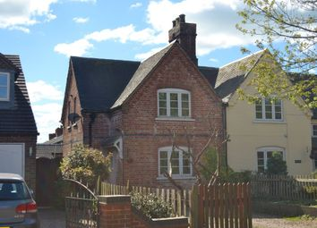 Thumbnail 2 bed semi-detached house for sale in Main Road, Barnstone