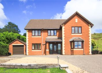 Thumbnail 4 bed detached house for sale in Thomas Fields, Rhymney