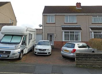Thumbnail 3 bed semi-detached house for sale in Woodlands Park, Haverfordwest, Pembrokeshire