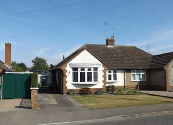 Thumbnail 3 bed semi-detached bungalow to rent in Parsons Road, Irchester, Northamptonshire