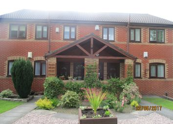 Thumbnail 1 bed flat to rent in Nuthurst Road, Moston, Manchester
