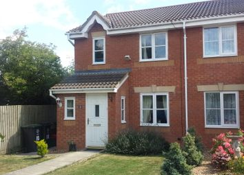 Thumbnail 3 bed semi-detached house for sale in Cheltenham Close, Rushden