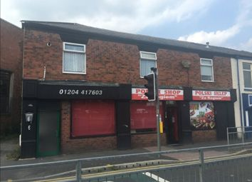 Thumbnail Retail premises for sale in Buckley Lane, Farnworth