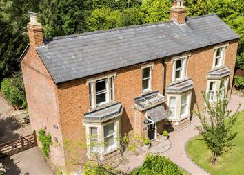 Thumbnail 4 bed detached house for sale in Churcham, Gloucester