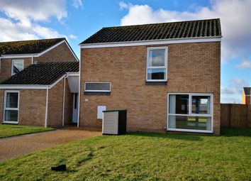 Thumbnail 4 bed end terrace house to rent in Sycamore Walk, RAF Lakenheath, Brandon