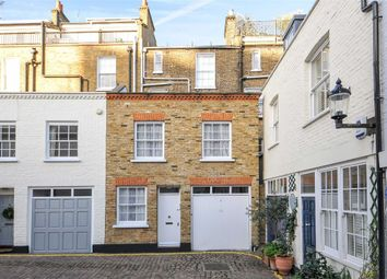 Thumbnail 1 bed property to rent in Radley Mews, London