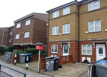 Thumbnail 4 bedroom terraced house to rent in Burnley Road, London