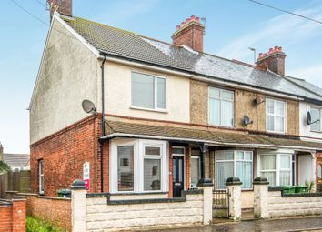 Thumbnail 3 bed end terrace house for sale in Beach Road, Caister-On-Sea, Great Yarmouth