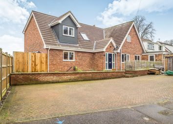 Thumbnail 4 bed detached house for sale in Morton Road, Aylsham, Norwich