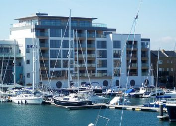 Thumbnail 2 bedroom flat for sale in Harbour Quay, Sovereign Harbour North, Eastbourne