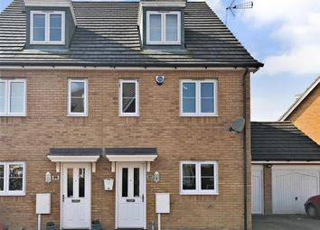 Thumbnail 3 bedroom semi-detached house for sale in Roman Way, Boughton Monchelsea, Maidstone, Kent