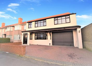 Thumbnail 5 bed semi-detached house for sale in Woburn Avenue, Hornchurch