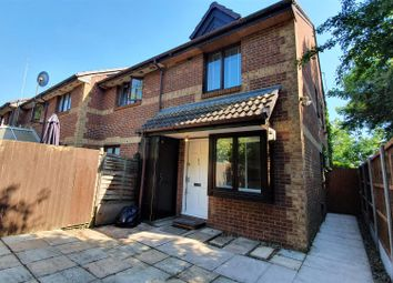 Thumbnail 1 bed end terrace house to rent in Holly Gardens, West Drayton