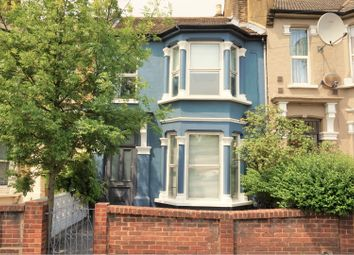 Thumbnail 3 bed terraced house for sale in Grove Green Road, Leytonstone