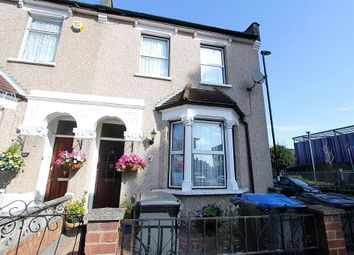 Thumbnail 4 bed end terrace house for sale in Dundee Road, Croydon, London