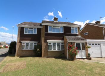 Thumbnail 5 bed detached house for sale in Arundel Court, Rushden