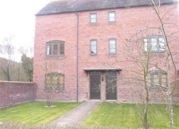 Thumbnail 2 bedroom flat for sale in Reynolds Wharf, Coalport, Telford