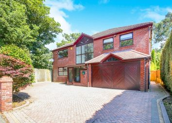 Thumbnail 5 bed property to rent in Croft Road, Wilmslow