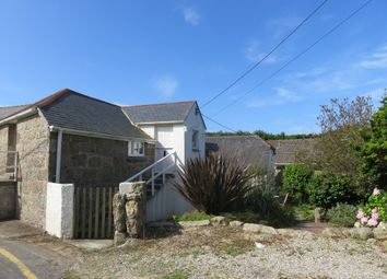 Thumbnail 3 bedroom barn conversion to rent in Porthcurno, St. Levan, Penzance