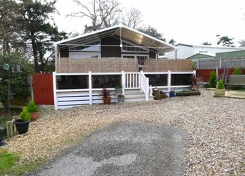 Thumbnail 2 bed mobile/park home for sale in Brenig, St Asaph, Denbighshire