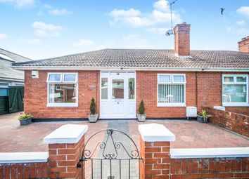 Thumbnail 2 bed semi-detached bungalow for sale in Greenway Crescent, Taunton