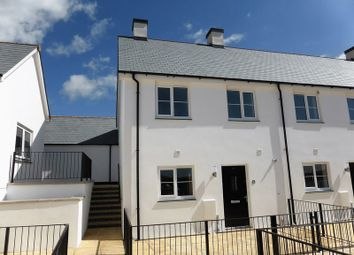 Thumbnail 3 bed semi-detached house to rent in Castle Hill Court, Cross Lane, Bodmin