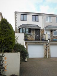 Thumbnail 3 bed semi-detached house to rent in Railway Villas, Carn Brea Village