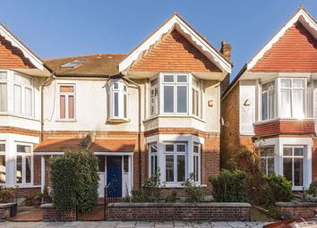 Thumbnail 4 bed semi-detached house for sale in Old Deer Park Gardens, Kew, Richmond