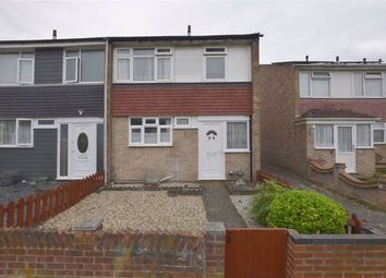 Thumbnail 3 bed terraced house for sale in Kenneth Road, Basildon, Essex