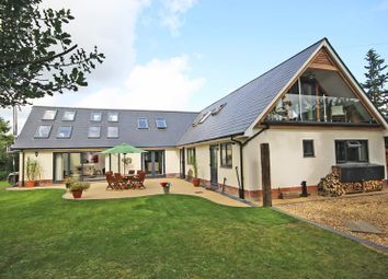 Everton Road, Hordle, Lymington, Hampshire SO41. 5 bed bungalow for sale
